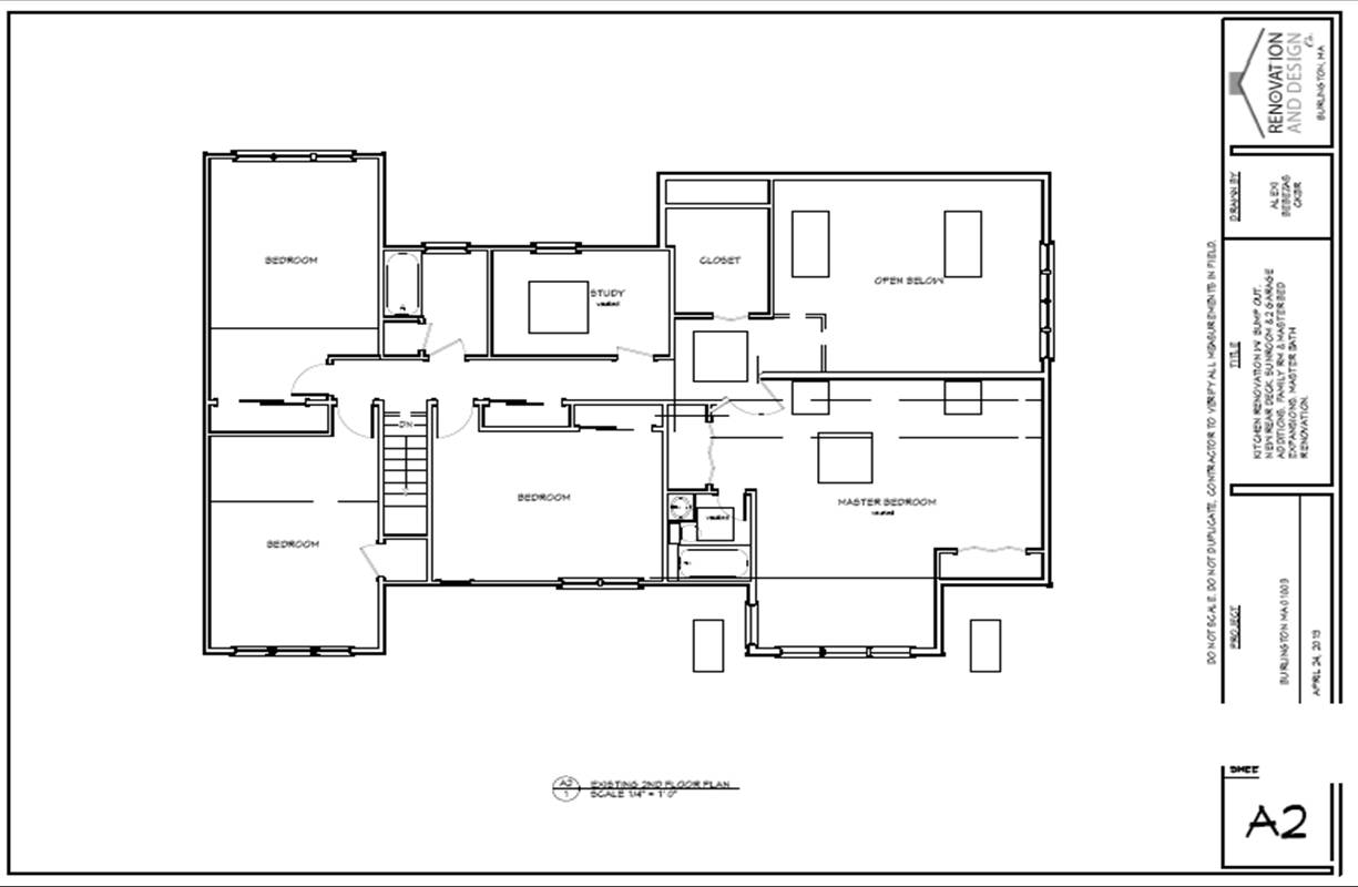 Burlington Ma Home Addition Permit Plans Renovation And